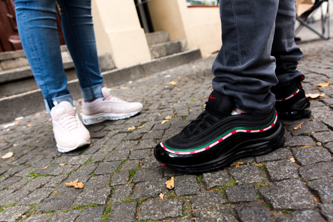 Recap: Undefeated x Nike Air Max 97 Release at Overkill Shop