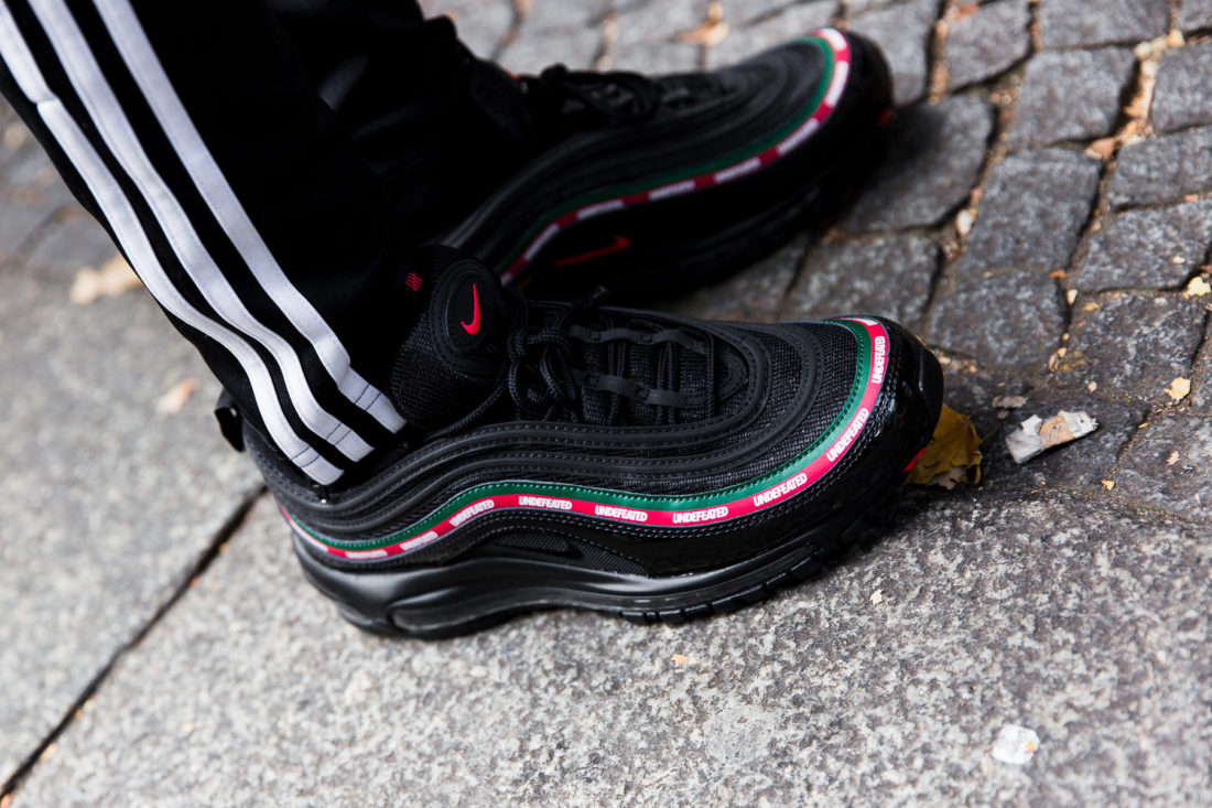 cheaper great look a few days away Recap: Undefeated x Nike Air Max 97 Release at Overkill Shop ...