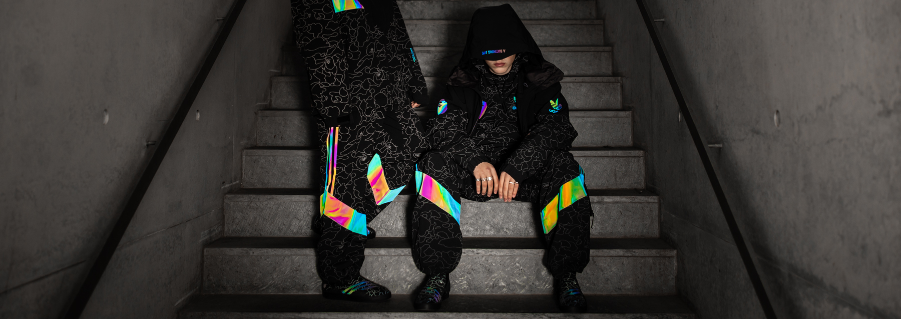 Editorial: adidas Snowboarding by BAPE OVERKILL Blog