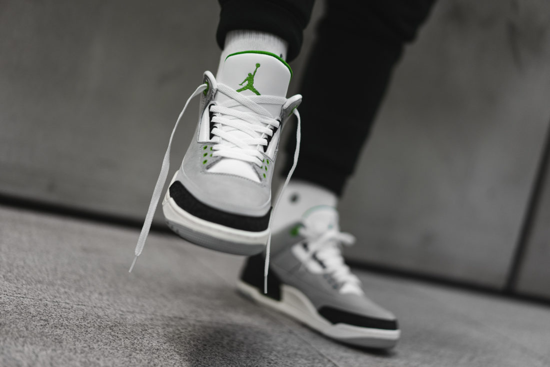 "Nike Icons"" - Air Jordan 3 Retro ""Chlorophyll"" - OVERKILL Blog f8b9049ab"