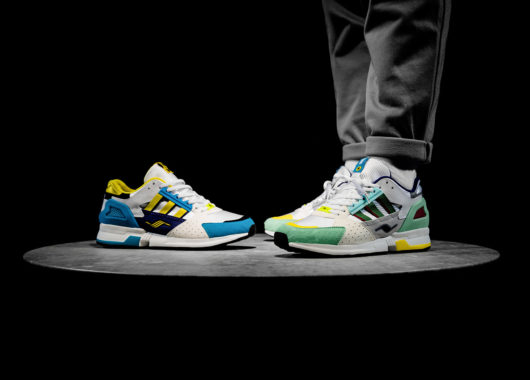 """87bbdcaf6ae OVERKILL x adidas Consortium ZX 10.000 C """"I CAN IF I WANT"""""""