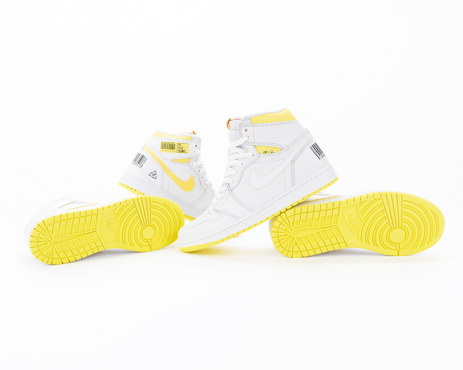 "new lower prices lace up in cheapest price Der Air Jordan 1 Retro High OG ""First Class Flight"" ist ..."